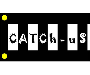 catch us logo